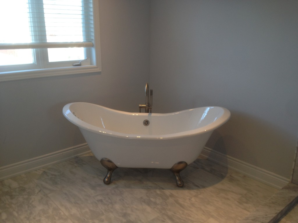 Oshawa Bathroom Renovation