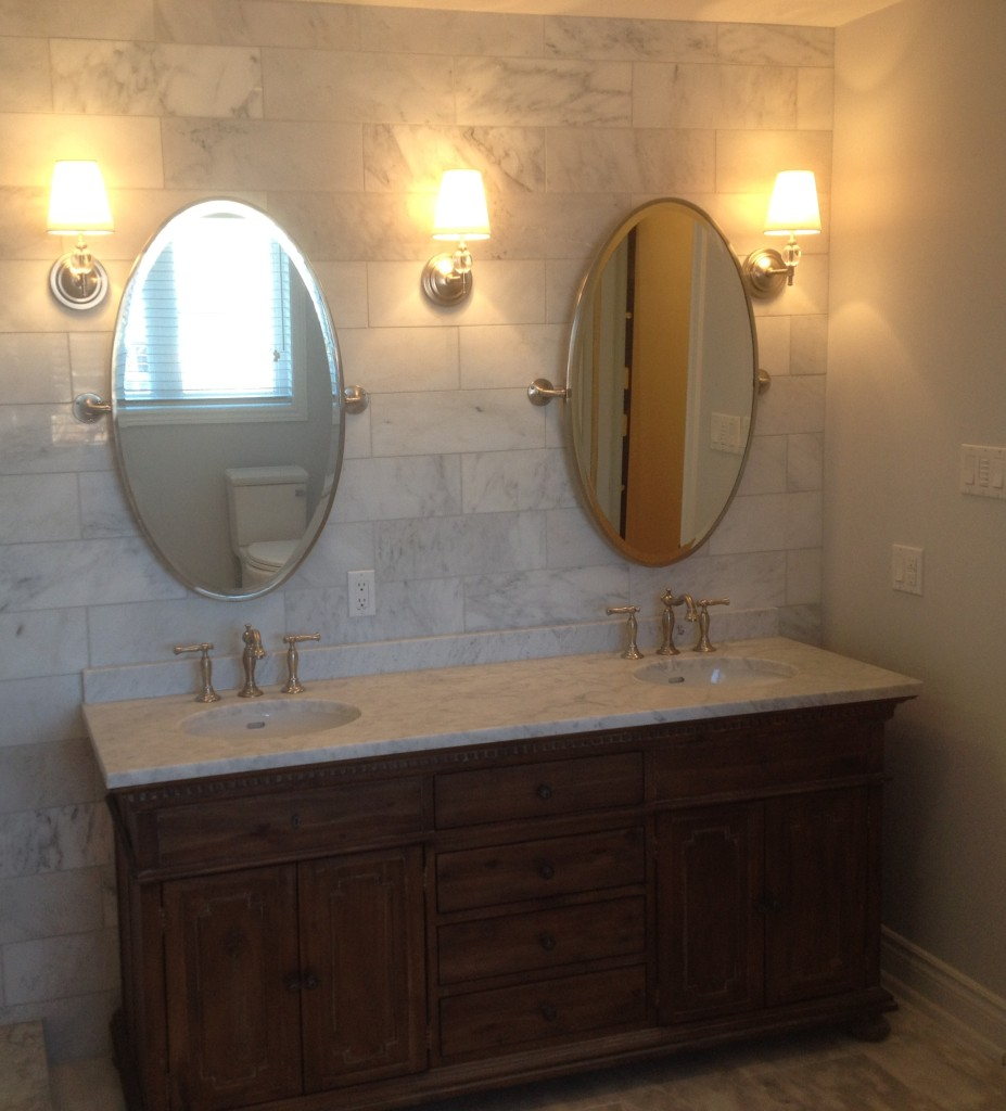 vanity bathroom renovation oshawa